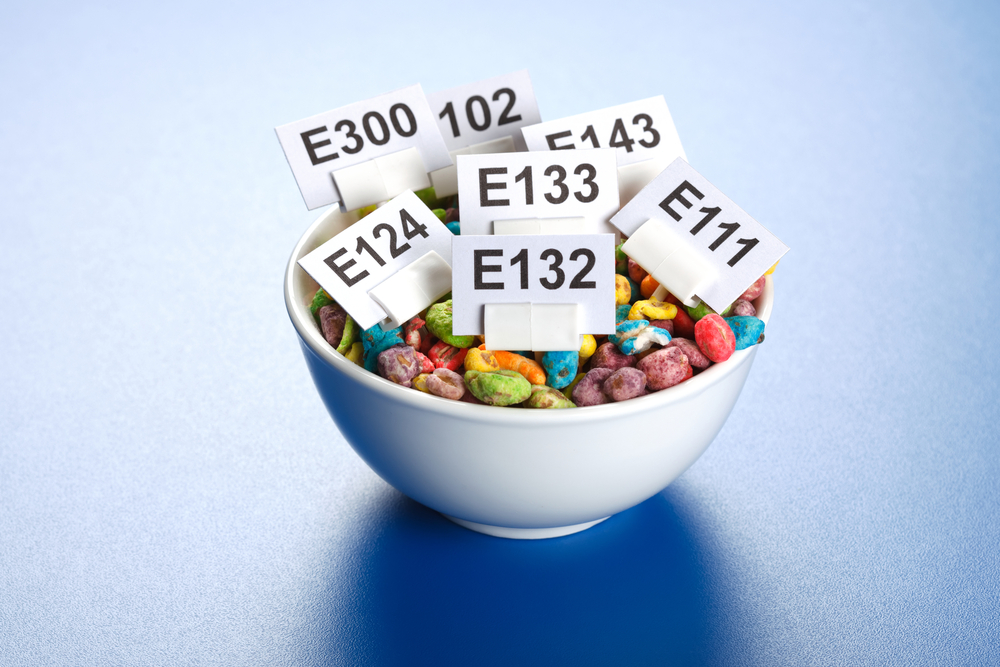 Food additives gcse